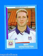 FOOTBALL 2000 BELGIO Panini-Figurina -Sticker n. 36 -VERSTRAETEN-ANDERLECHT -New