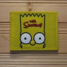 Man Wallet Fashion Cartoon Simpsons leather (choice designs)