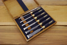 Narex Chisels - 8116 Cabinetmakers Chisel Boxed Set (black)