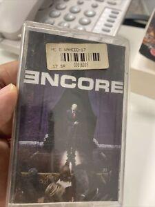 Encore [PA] by Eminem Cassette