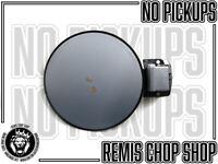 Silver Fuel Flap Needs Repaint - WH Caprice Grange HSV Parts - Remis Chop Shop