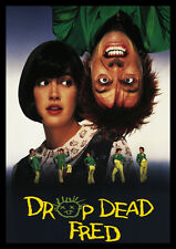 Drop Dead Fred Repro Advertising POSTER