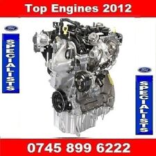 FORD FOCUS ECOBOOST 1.6 PETROL JTJA BARE ENGINE SUPPLY AND FIT 2013-2016