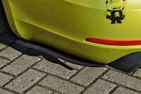 Heckansatz Diffusor Spoilerecken Seitenteile aus ABS für Skoda Superb 3T mit ABE