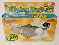 Gemmy Toy Flying Owl Action Complete New in Box NOS - Purchased at K B Toys -