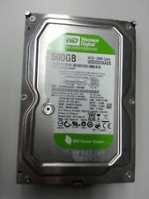 Western Digital Caviar Green 500gb, 7200rpm, 3,5 pollici WD 5000 aads 084