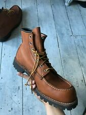 Red Wing boots, UK 10 EU 44.5