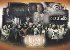 LOST season two premium trading cards promo L2-1