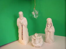 LENOX Nativity CHINA JEWELS HOLY FAMILY with STAR set  NEW in BOX  First Quality