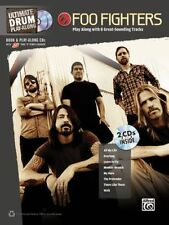 Foo Fighters Ultimate Drum Play Along 8 Songs! Book 2 Cd Set NEW!