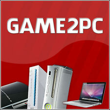 Game2PC - Capture Gameplay Videos from Xbox 360, PS3, Wii. Play Screen Recording