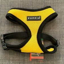 Puppia Soft Harness Yellow Small S NWT New
