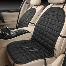 Car Seat Electric Chair Cushion Massage Back Body Heated Winter Cover Pad 12v