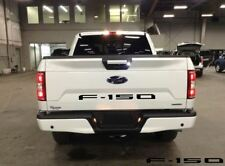 Ford F-150 F150 2018 Tailgate embossed Decal insert set