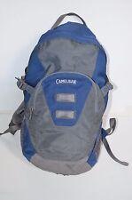 camelbak backpack reservoir 2 liter blue gray