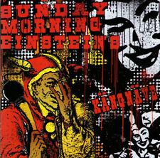 "Sunday Morning Einsteins-kängnäve CD (2004) ex - ""SVART Snö""/""Wolf Brigata"""