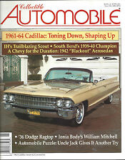 Collectible Automobile Magazine June 1996 Vol 13 - No 1