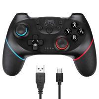 Bluetooth Spiel Controller 6-Axis Gyro Kabellos Gamepad Für Nintendo Schalter