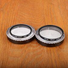 2 HOYA HMC UV(0) Filters 55mm & 49mm