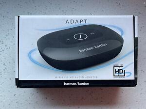 Harman Kardon Wireless HD Audio Adapter Black