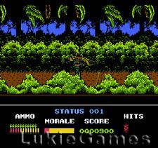 Platoon - Classic NES Nintendo Game