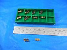 10 PC NEW TOOL FLO TF20330PP FLTB 2L 1.8mm MOD GP25 CARBIDE TOP NOTCH INSERTS
