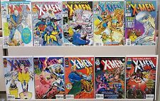 The Uncanny X-Men #294, 300, 306, 313, 314, 318, 320, 321, 328, 333 - CGC READY