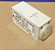 NAIS PANASONIC S1DX S1DX-A2C10s-ac120v  Relay Timer adx11154
