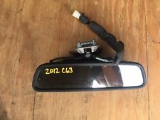 2012 MERCEDES W204 C63 INTERIOR REAR VIEW MIRROR ASSEMBLY