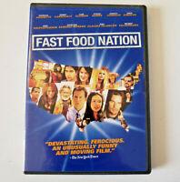 Fast Food Nation DVD 2007 Greg Kinnear