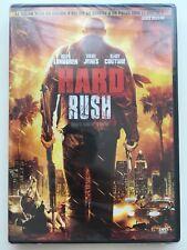 Hard rush DVD NEUF SOUS BLISTER Dolph Lundgren, Vinnie Jones, Randy Couture