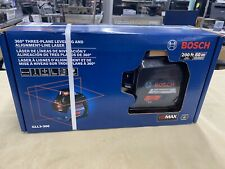 Bosch Gll3 300 360 Degree Three Plane Leveling Amp Alignment Line Laser Sealed