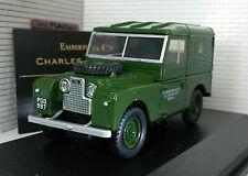 1:43 Scale Model 1958 Land Rover Series 1 88 Oxford Royal Mail Engineering Van