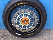 HONDA CRF 450 supermoto Felgen + Reifen