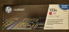 HP Q3973A Magenta Genuine Toner Cartridge New Sealed Box