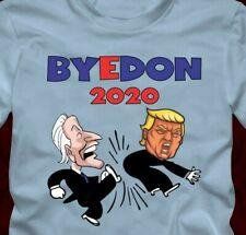 BYEDON 2020  cartoon - T-Shirt - bye don Joe Biden Donald Trump election