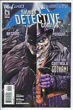 New 52 Batman Detective Comics #5 - Penguin - 2012 (Grade 9.2)
