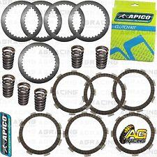 Apico Clutch Kit Steel Friction Plates & Springs For Honda CRF 150R 2008 MotoX