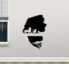 Lion King Wall Decal Simba Timon Pumbaa Vinyl Sticker Kids Nursery Poster 208crt