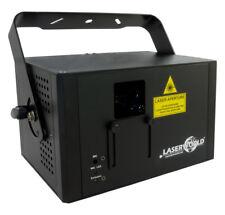 Laserworld Cs-1000RGB MKII DMX ILDA Sound