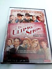 """DVD """"EL ULTIMO SHOW"""" 2DVD EDICION ESPECIAL ROBERT ALTMAN WOODY HARRELSON LINDSAY"""