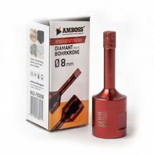 Amboss Red Edition Bohrkrone 8 mm