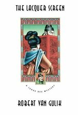The Lacquer Screen: A Chinese Detective Story (, Van-Gulik+=