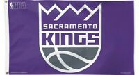 Sacramento Kings NBA 3X5 Indoor Outdoor Banner Flag w/ grommets for hanging