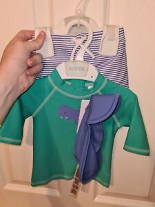 Baby swimming costume 0-3 months bnwt
