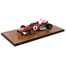 Tron Model 1/43 Ferrari 312B2 Jacky Ickx Monaco Grand Prix 1971