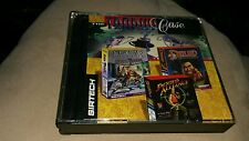 Siritech CD Rom Video Games Jagged Alliance Star Trail Druid Daemons of the Mind