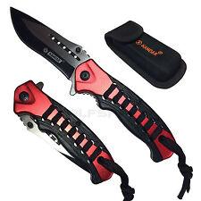 Taschenmesser Messer Outdoor Klappmesser Einhandmesser Survival Angeln Camping
