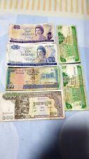 Mauritius & New Zealand Star notes