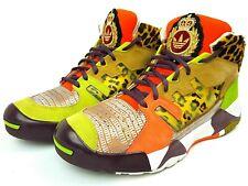 Adidas Jeremy Scott Streetball Rare High Top trainers G50727 UK 11 EU 45 US 11.5